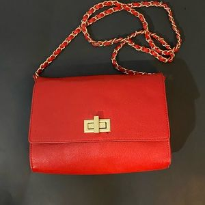 Forever 21 red purse